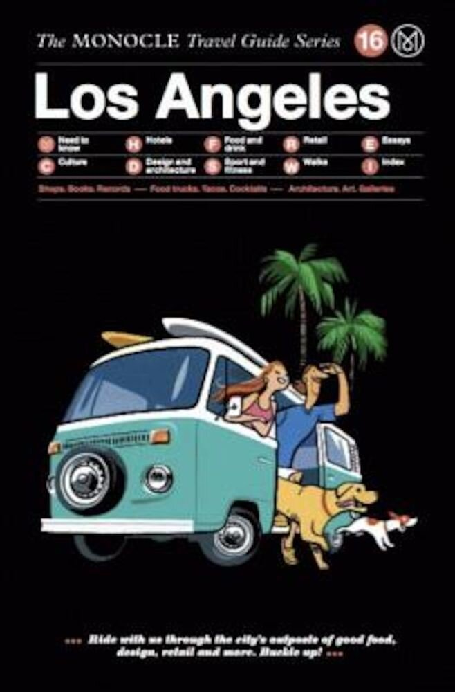 Los Angeles: The Monocle Travel Guide Series, Hardcover
