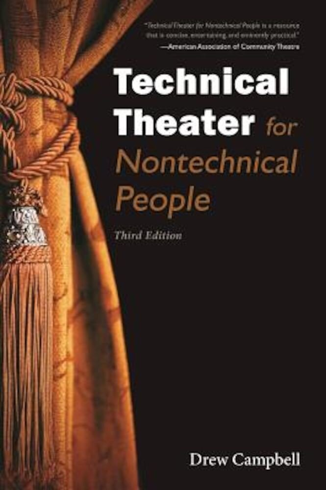 Technical Theater for Nontechnical People, Paperback
