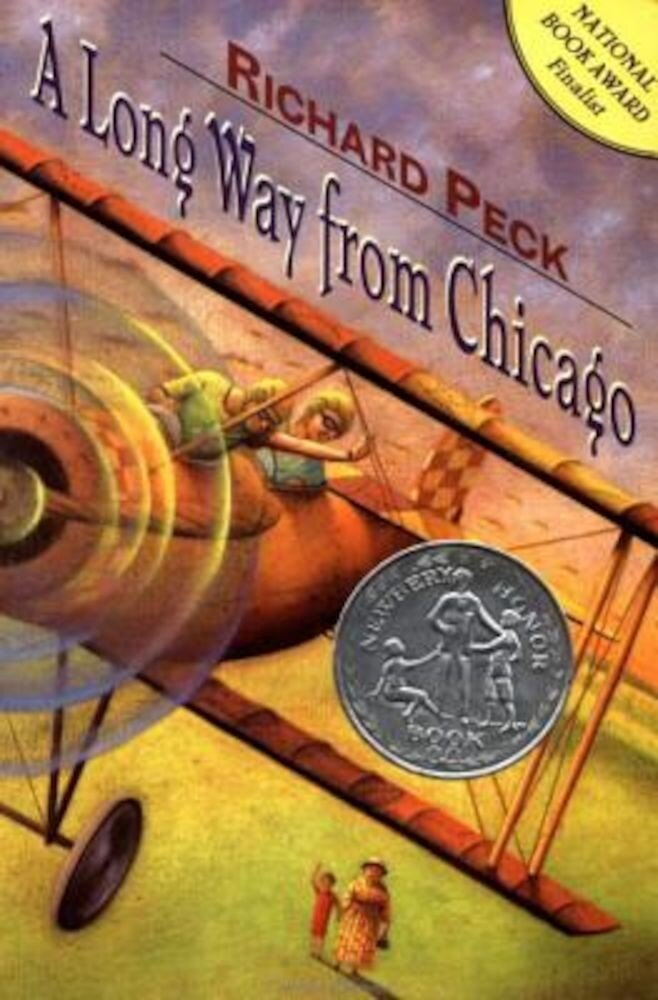 A Long Way from Chicago: A Novel in Stories, Hardcover