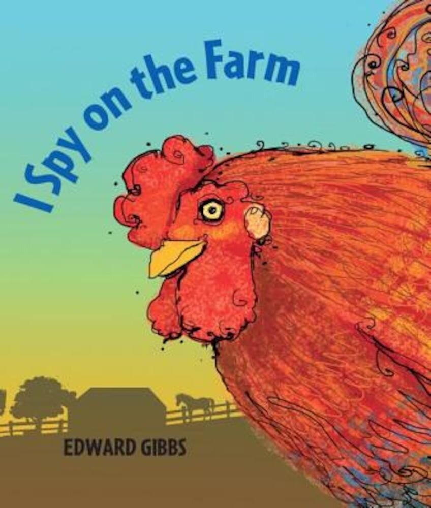 I Spy on the Farm, Hardcover