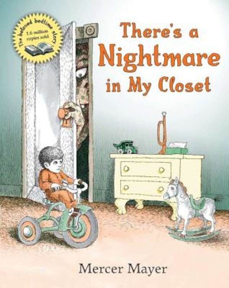 There's a Nightmare in My Closet, Hardcover