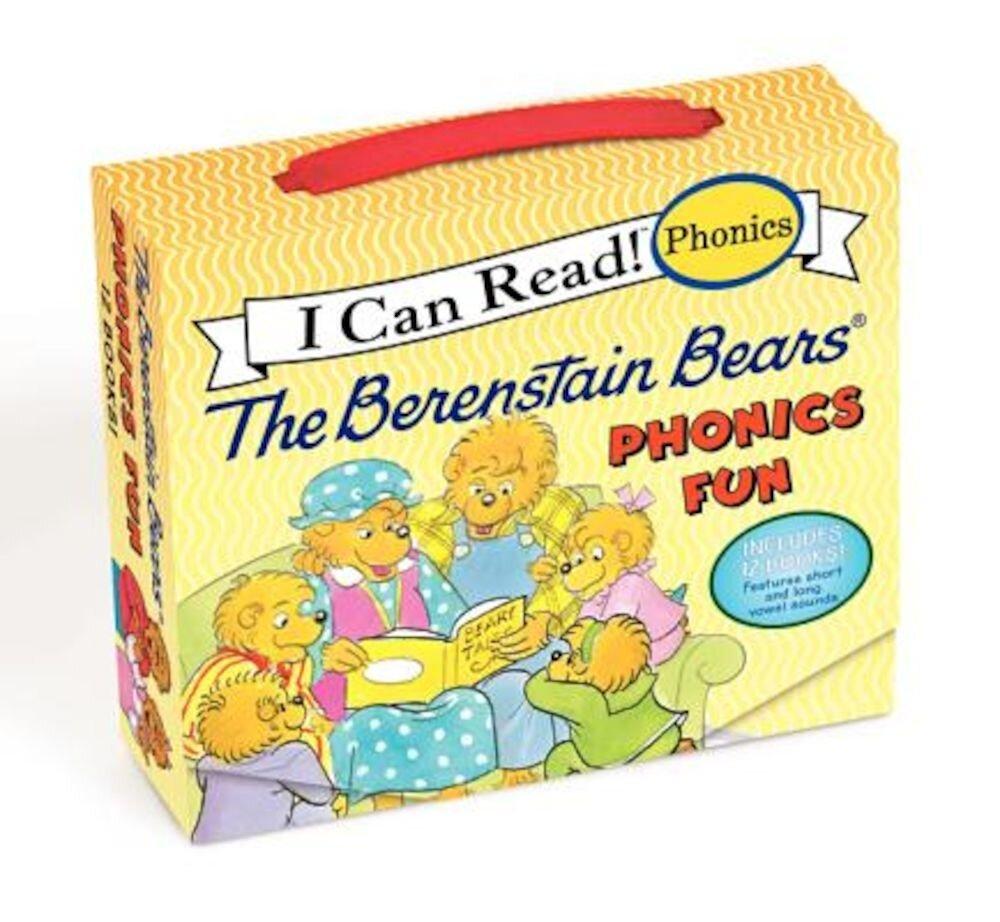 The Berenstain Bears Phonics Fun, Paperback