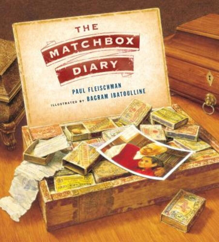 The Matchbox Diary, Hardcover