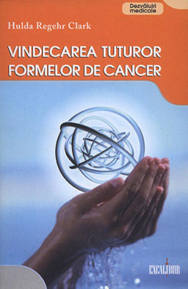 Coperta Carte Vindecarea tuturor formelor de cancer