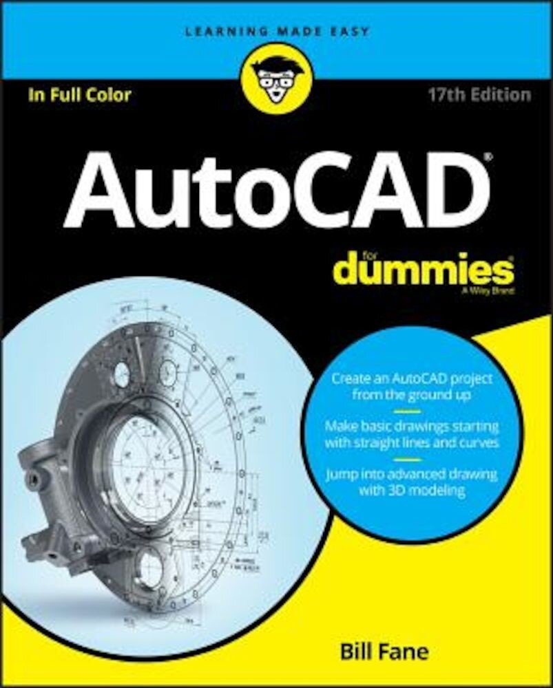AutoCAD for Dummies, Paperback