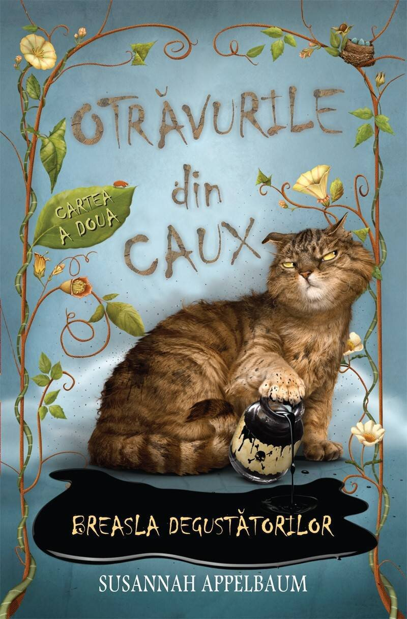 Otravurile din Caux - Breasla degustatorilor. Vol. 2 (eBook)
