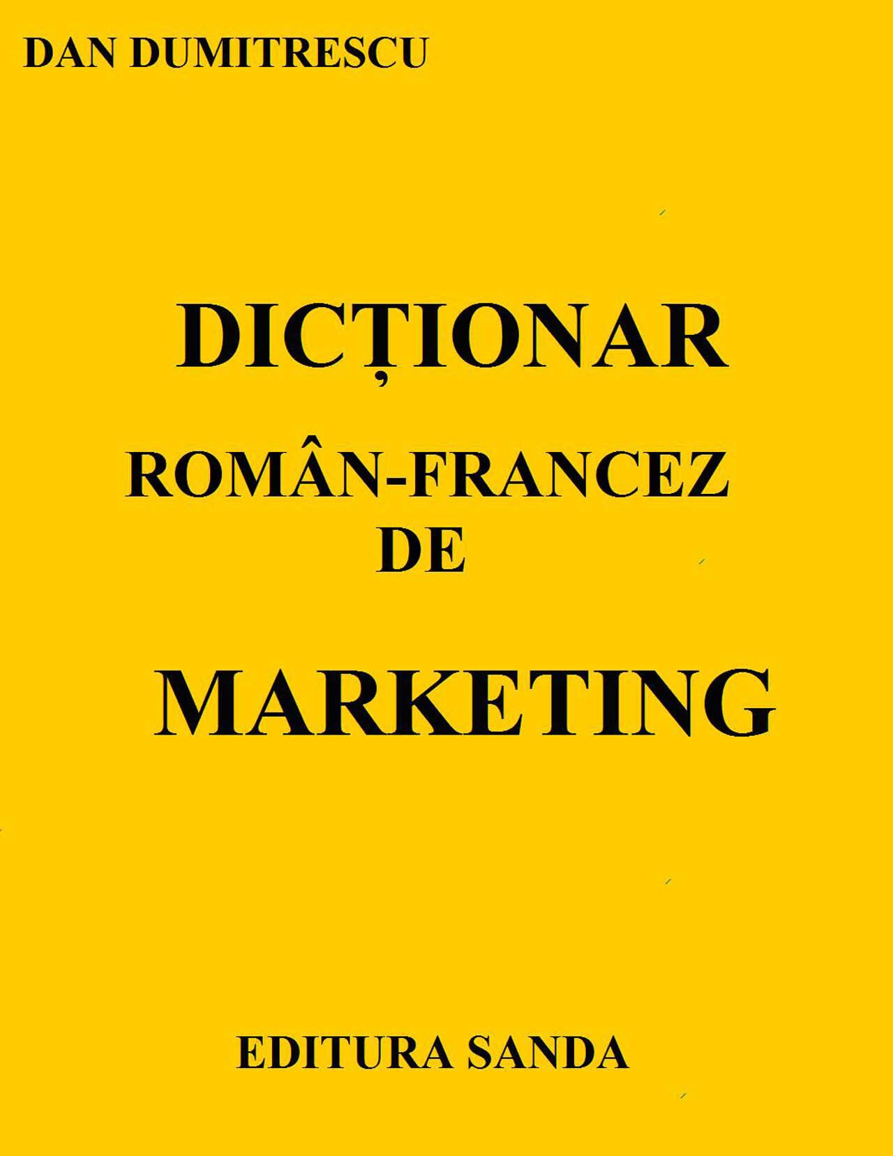Dictionar Roman-Francez de marketing (eBook)