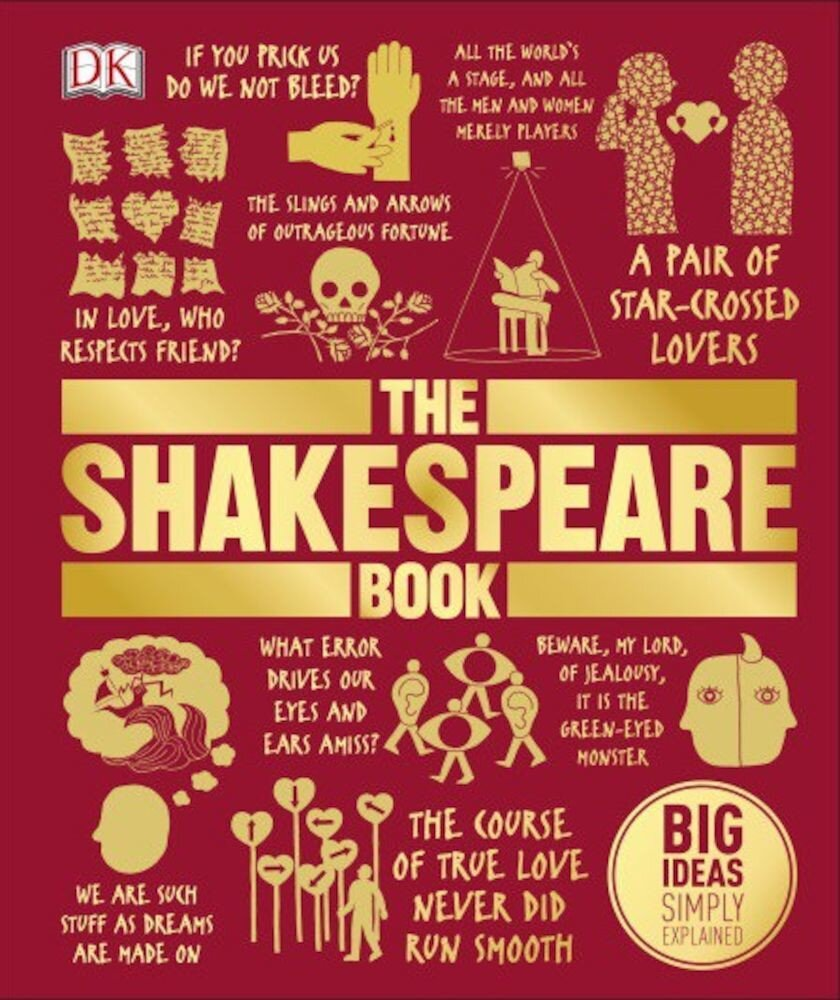The Shakespeare Book - English version
