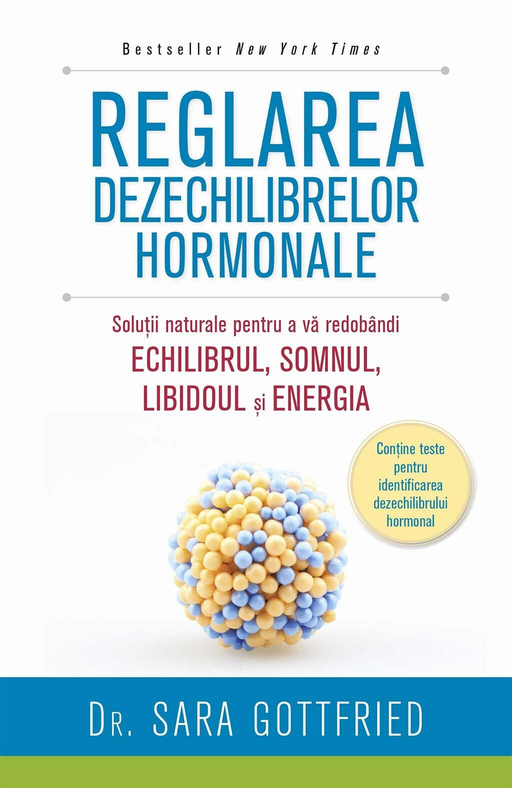 Reglarea dezechilibrelor hormonale. Solutii naturale pentru a va redobandi echilibrul, somnul, libidoul si energia PDF (Download eBook)