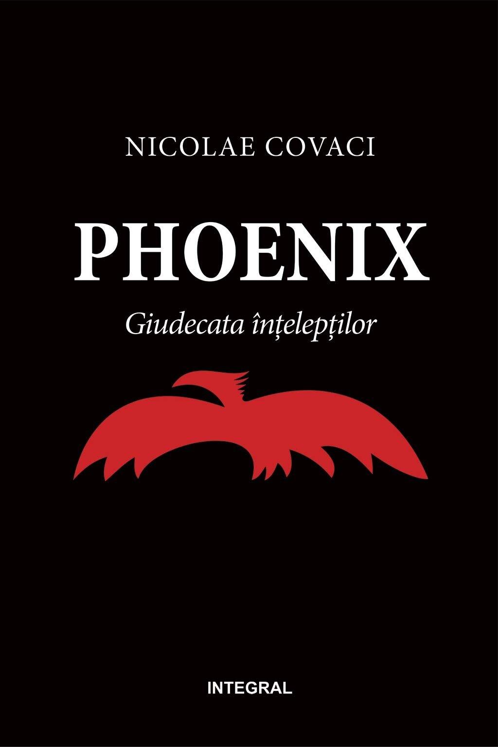 Phoenix. Giudecata inteleptilor (eBook)