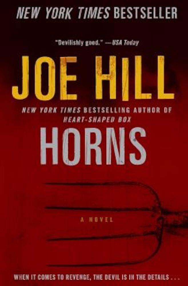 Horns, Paperback