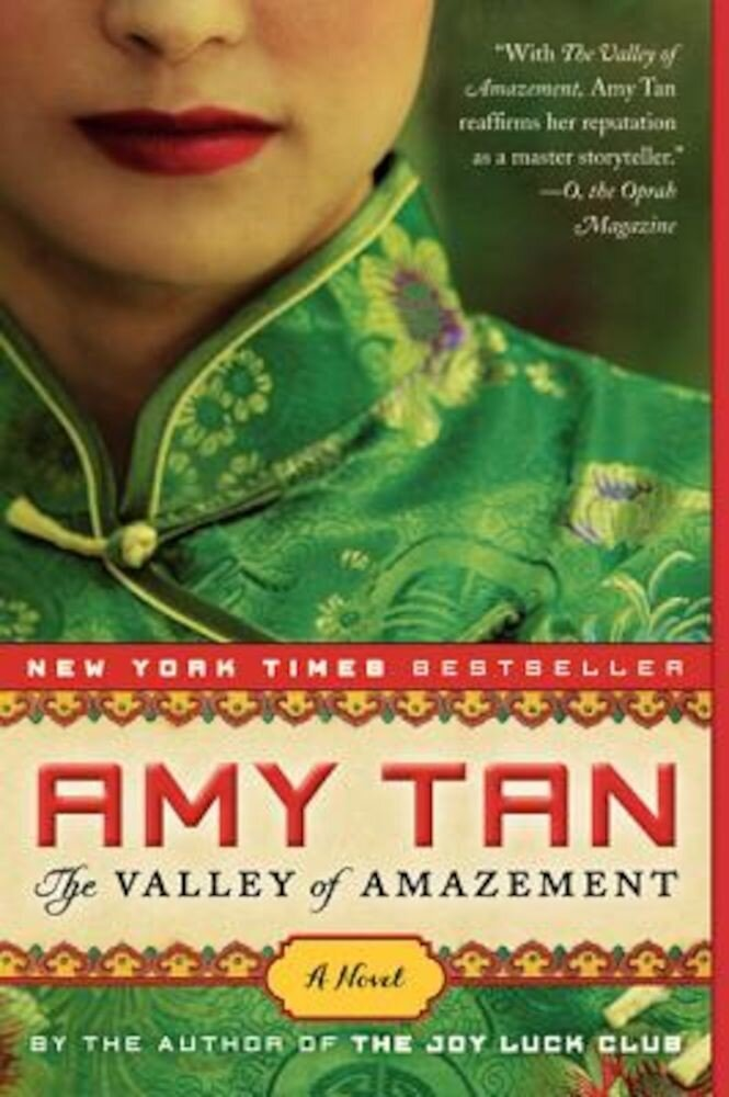 The Valley of Amazement, Paperback