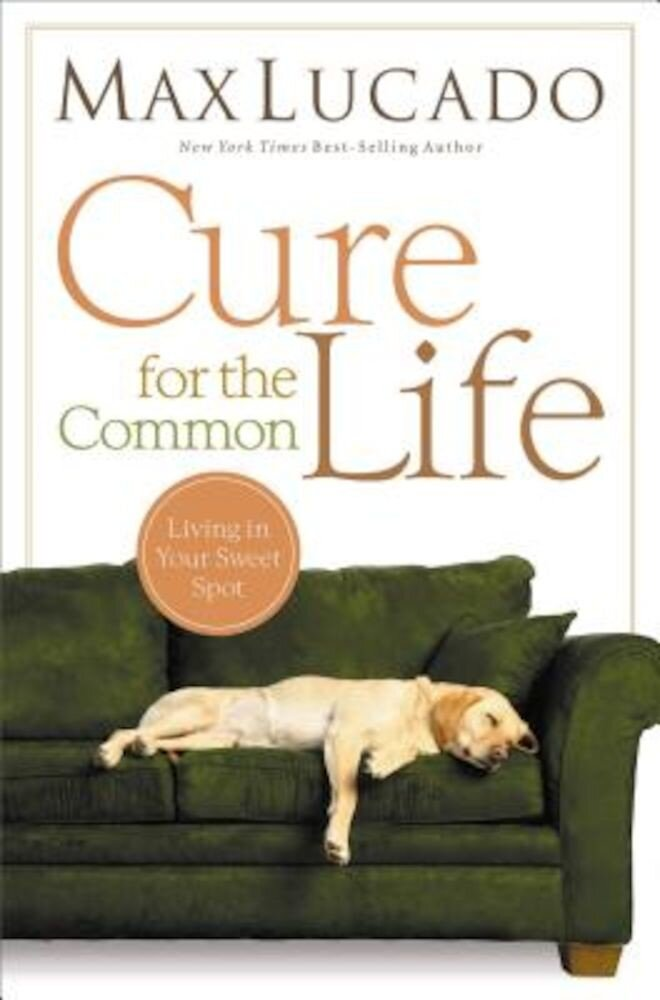 Cure for the Common Life, Paperback