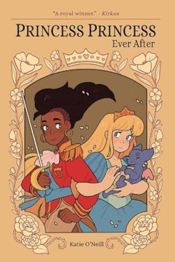 Princess Princess Ever After, Hardcover