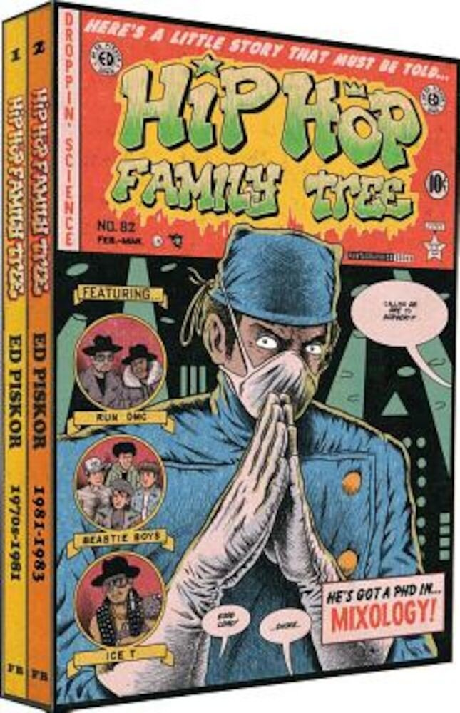 Hip Hop Family Tree 1975-1983 Gift Box Set, Paperback
