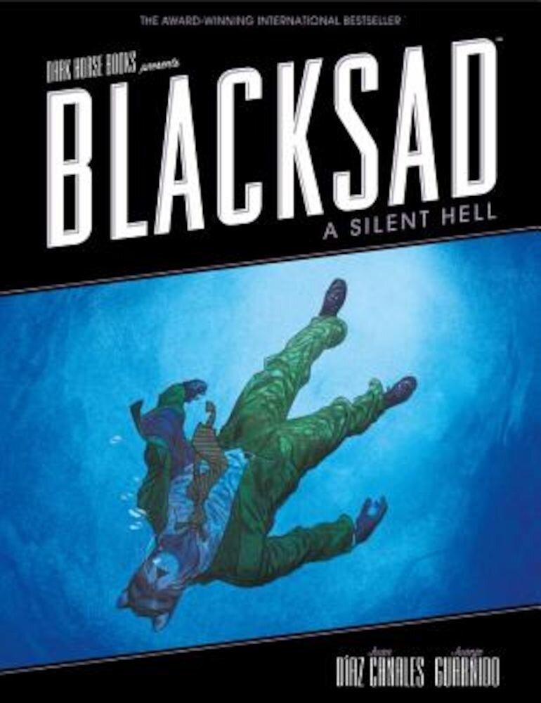Blacksad: A Silent Hell, Hardcover