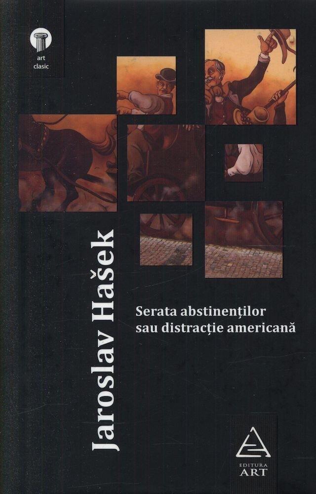 Coperta Carte Serata abstinentilor sau distractie americana