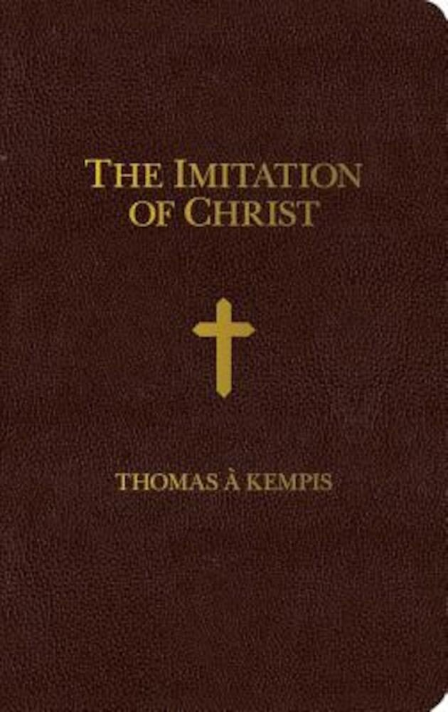 The Imitation of Christ - Zippered Cover, Hardcover