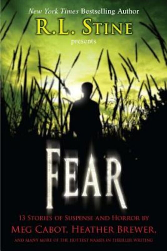 Fear: 13 Stories of Suspense and Horror, Paperback