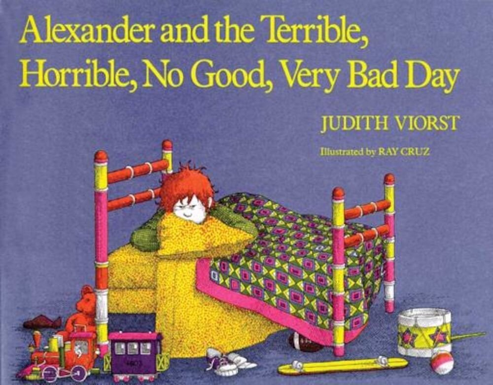Alexander and the Terrible, Horrible, No Good, Very Bad Day, Hardcover