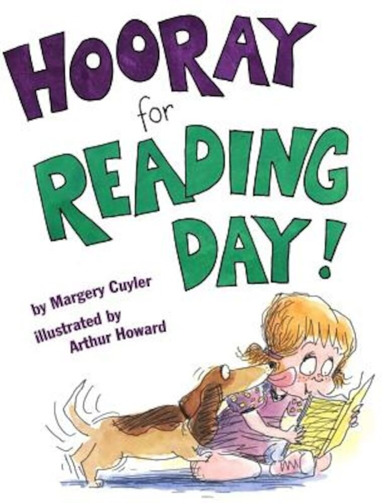 Hooray for Reading Day!, Hardcover