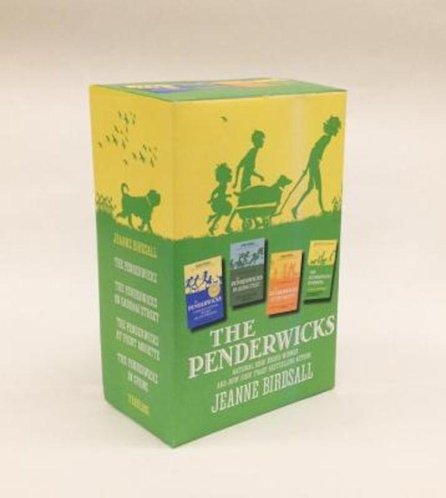 The Penderwicks Paperback 4-Book Boxed Set, Paperback