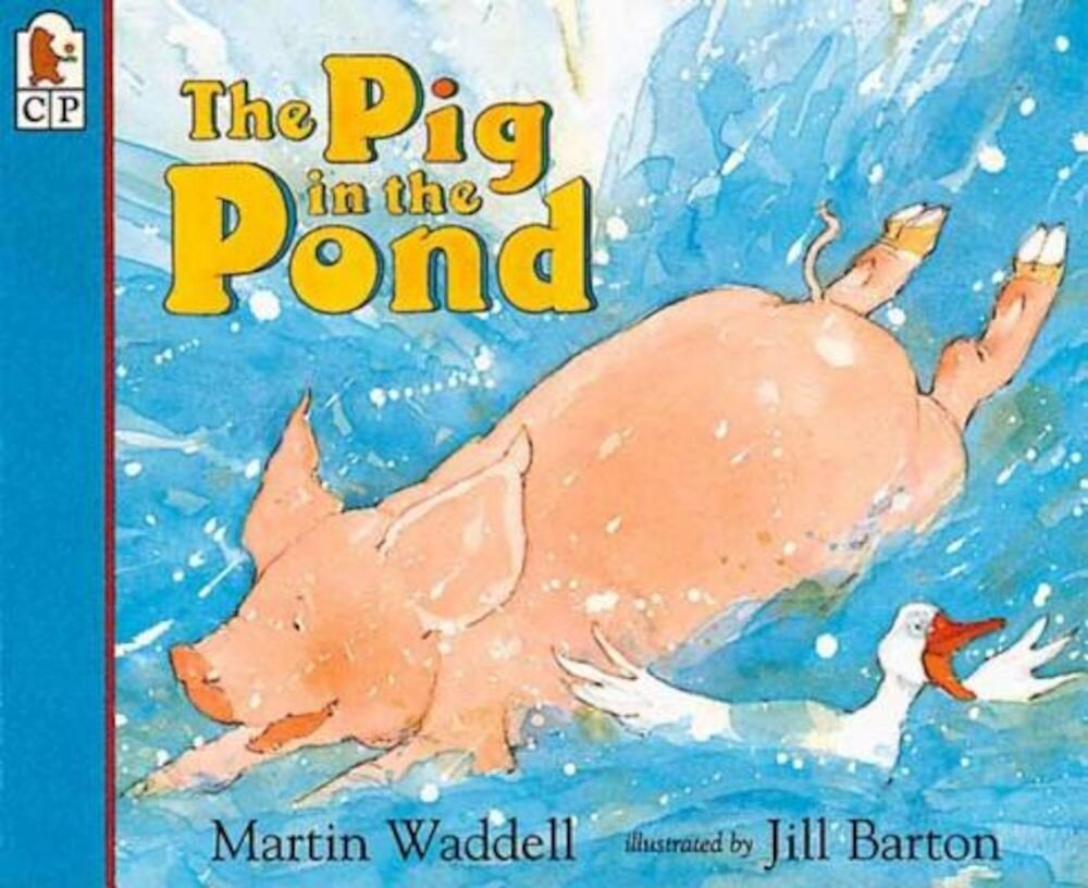 The Pig in the Pond, Paperback