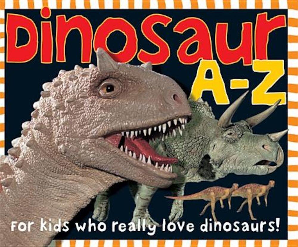 Dinosaur A-Z, Hardcover