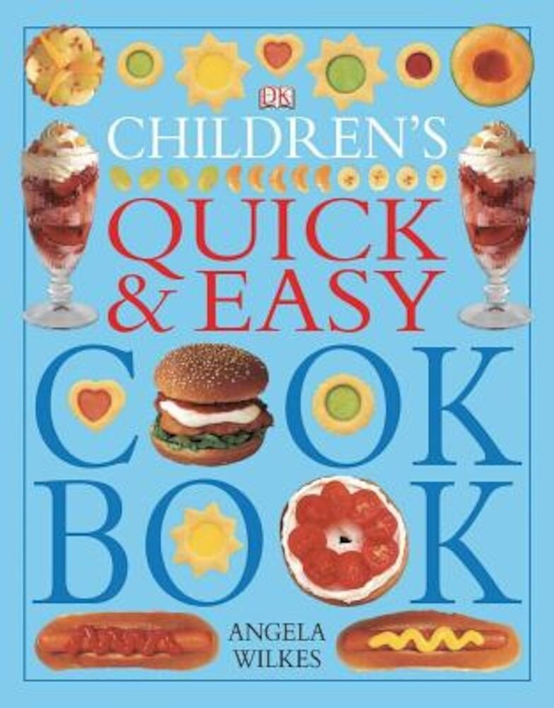 Children's Quick & Easy Cookbook, Paperback