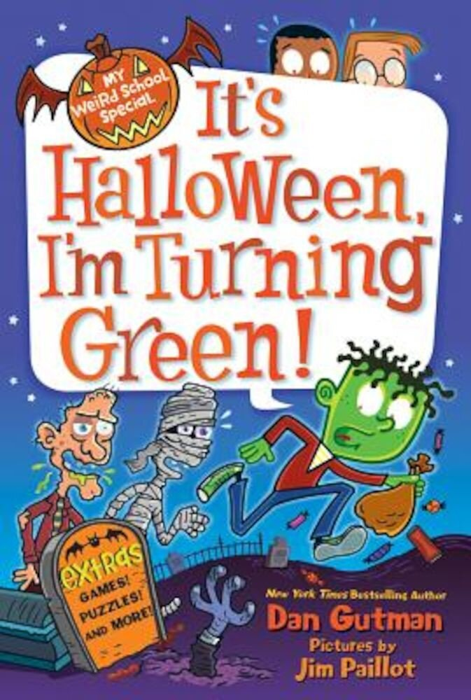 It's Halloween, I'm Turning Green!, Paperback