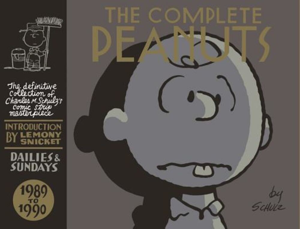 The Complete Peanuts 1989-1990, Hardcover