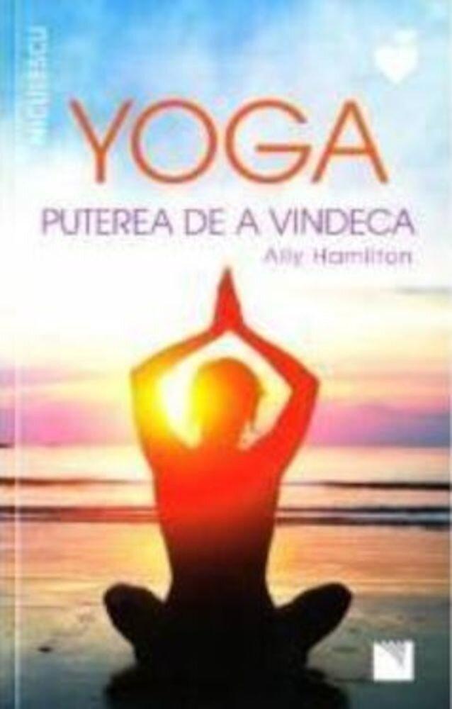Coperta Carte Yoga. Puterea de a vindeca