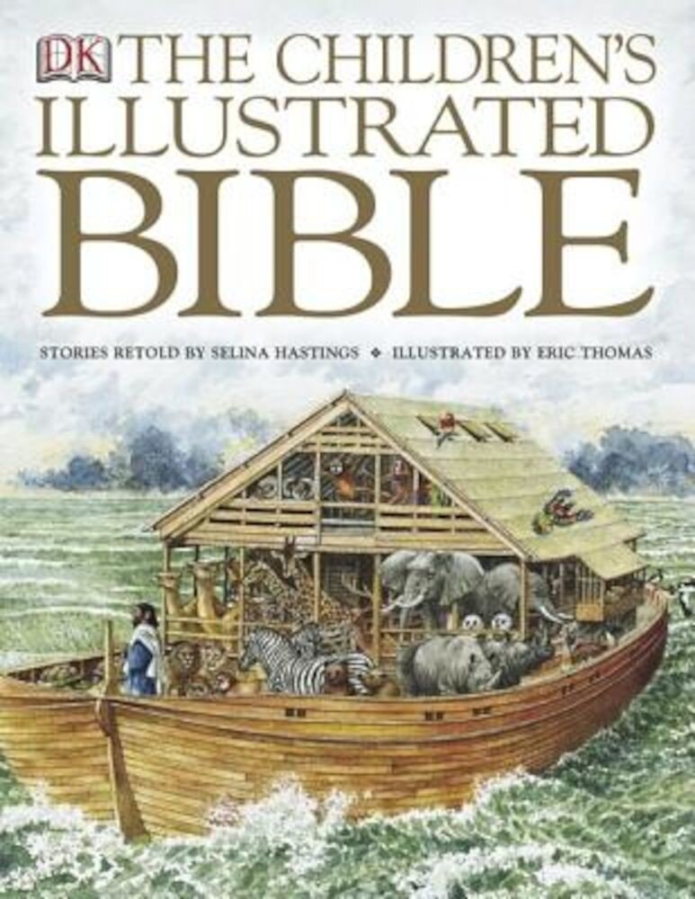The Children's Illustrated Bible, Hardcover