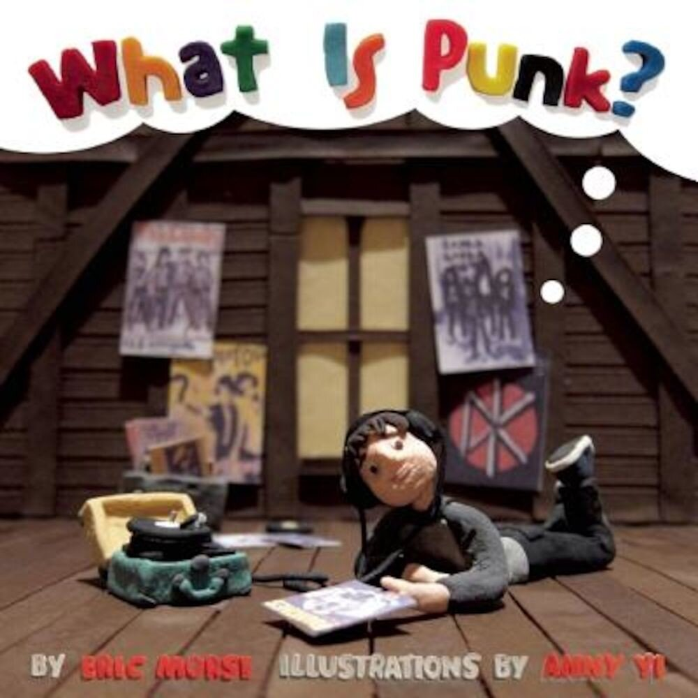 What Is Punk?: Fixed Layout Edition, Hardcover