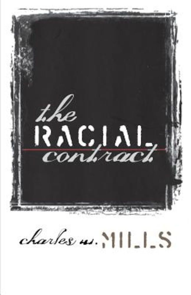 The Racial Contract, Paperback