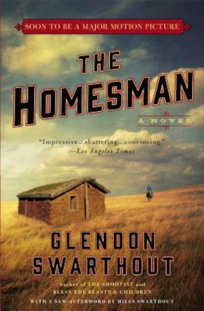 The Homesman, Paperback