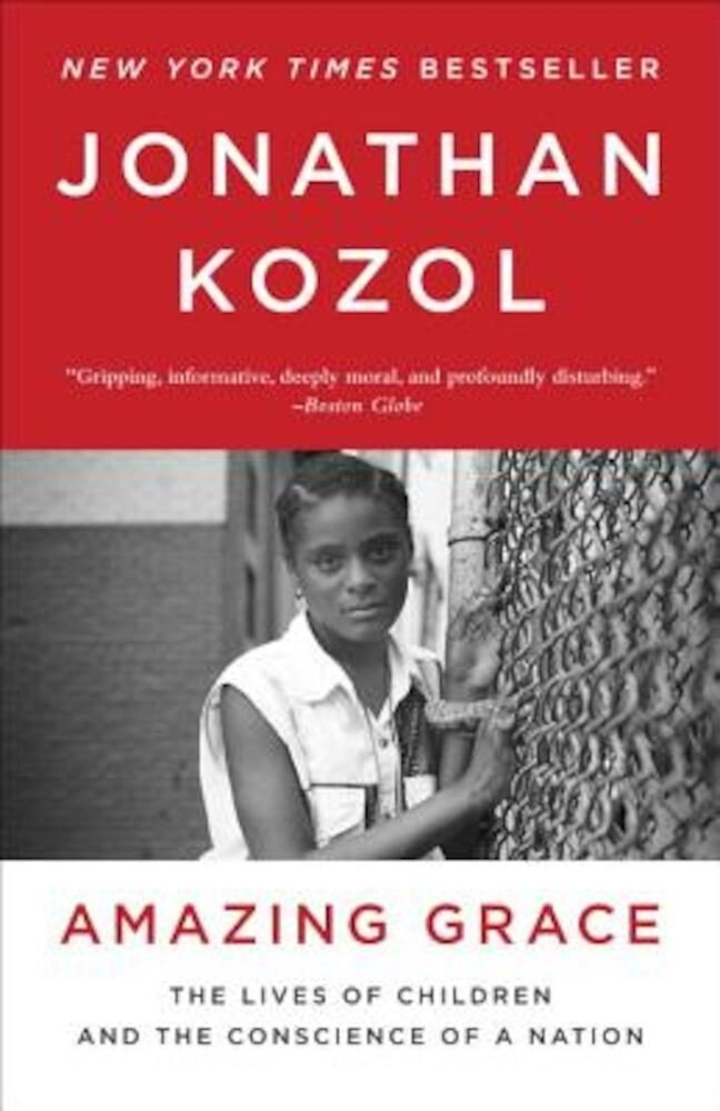 Amazing Grace: The Lives of Children and the Conscience of a Nation, Paperback