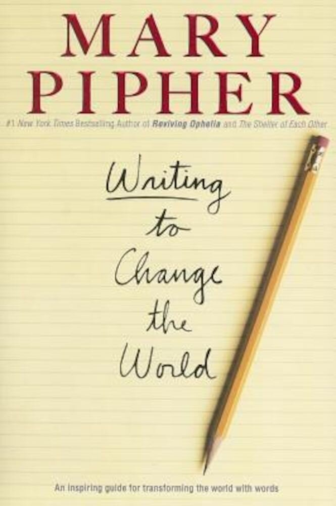 Writing to Change the World, Paperback