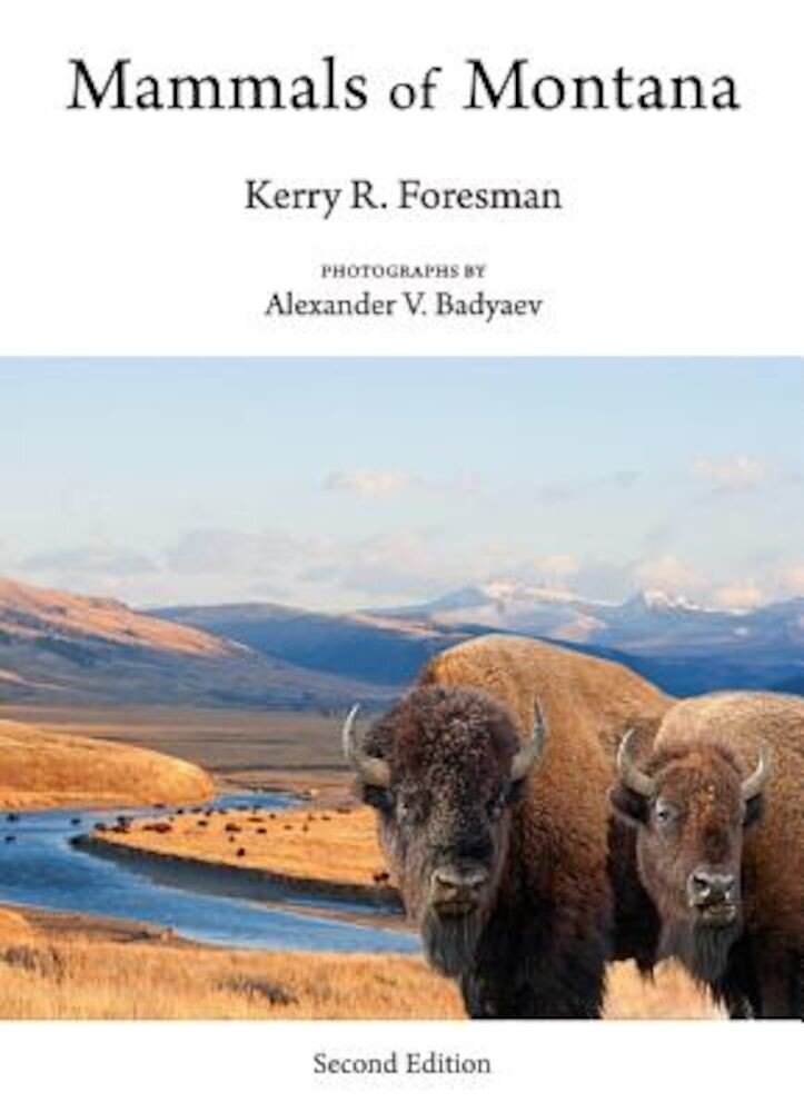 Mammals of Montana, Paperback