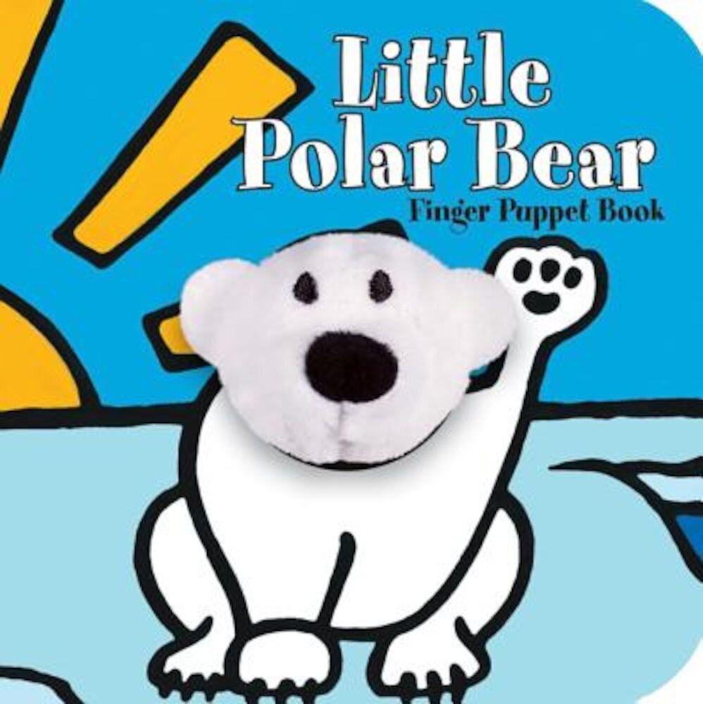 Little Polar Bear Finger Puppet Book [With Finger Puppets], Hardcover