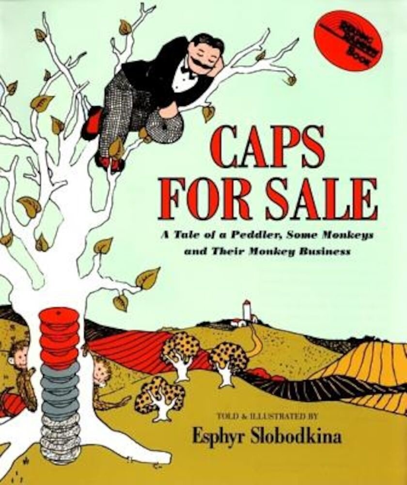 Caps for Sale Big Book, Paperback