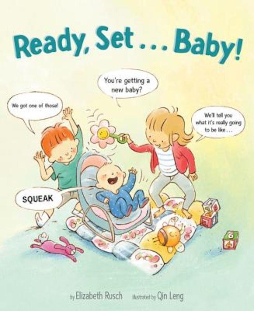 Ready, Set... Baby!, Hardcover
