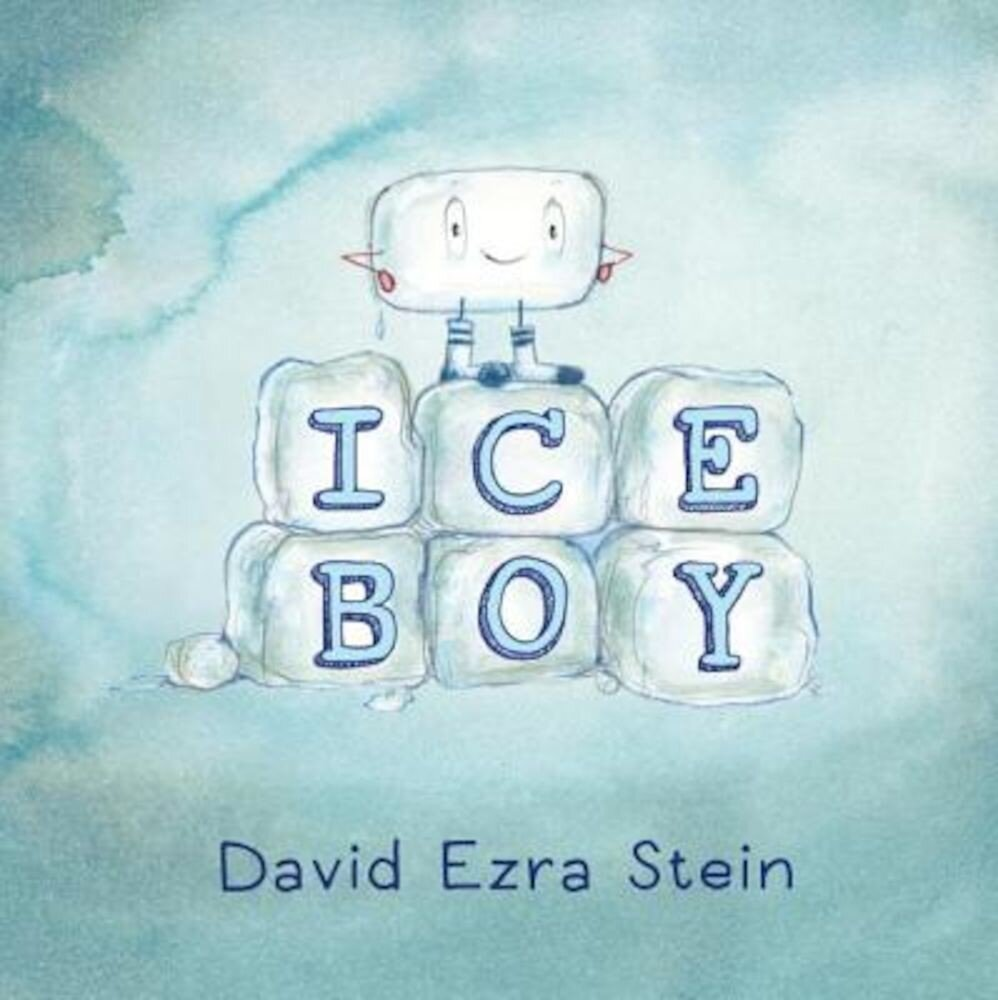 Ice Boy, Hardcover