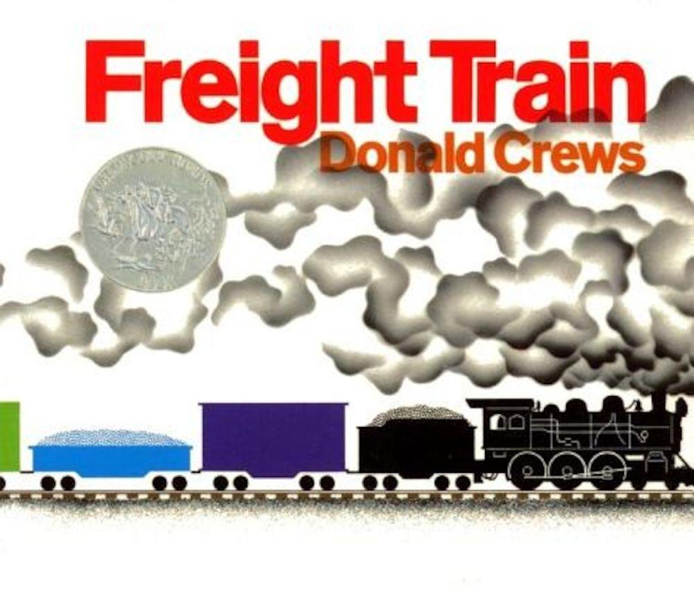 Freight Train Big Book, Paperback