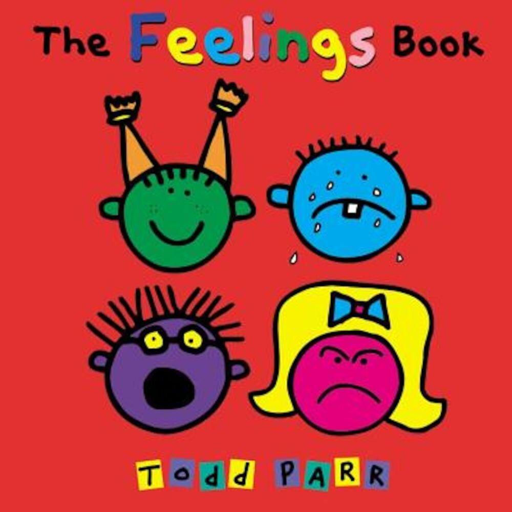 The Feelings Book, Paperback