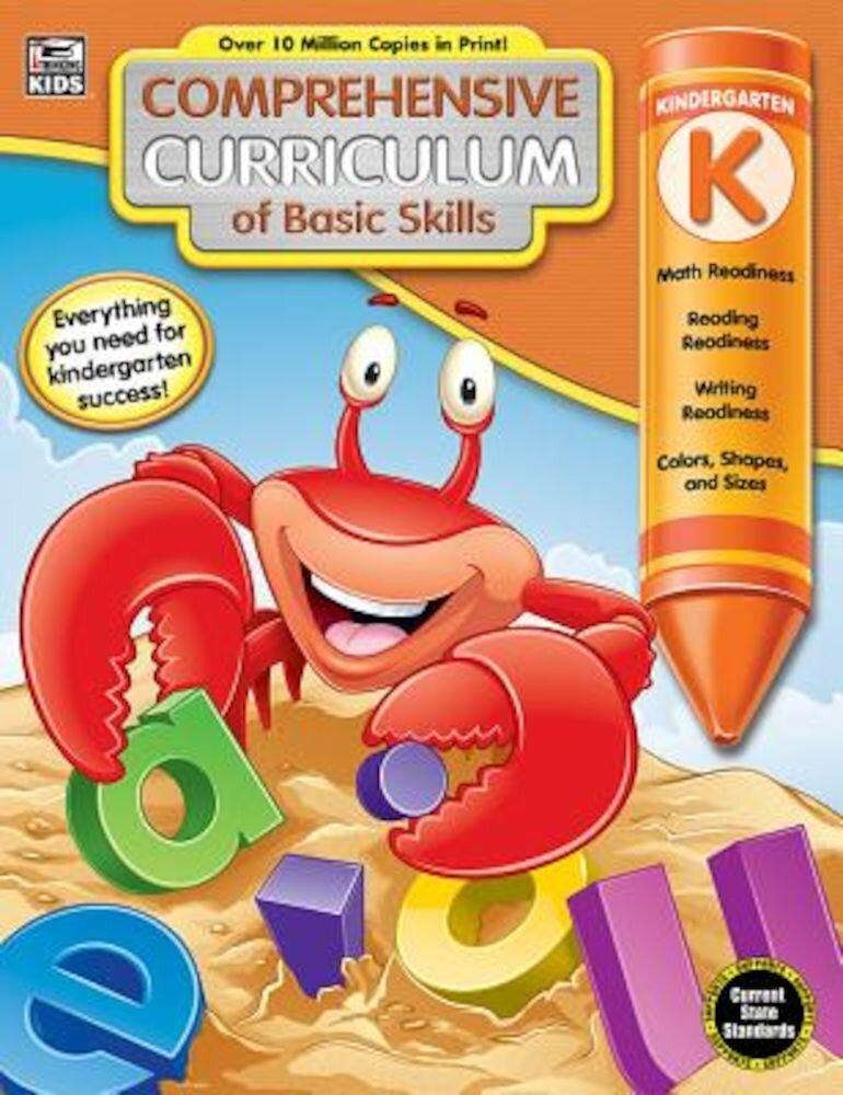 Comprehensive Curriculum of Basic Skills, Grade K, Paperback