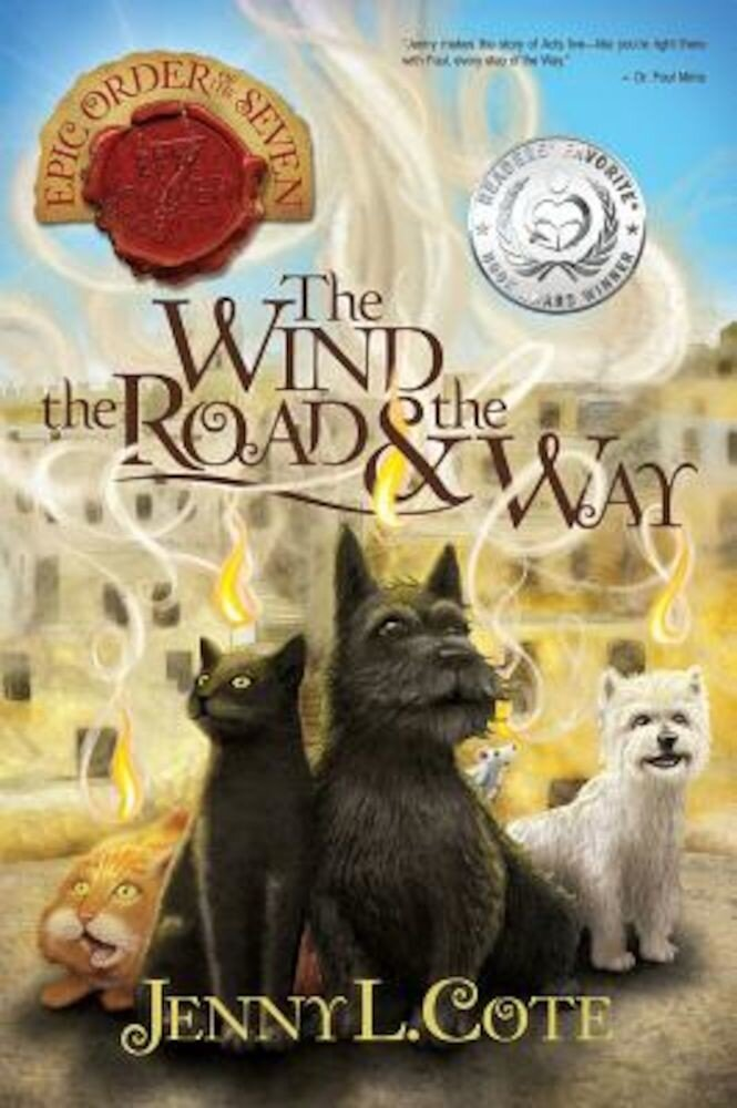 The Wind, the Road and the Way, Paperback
