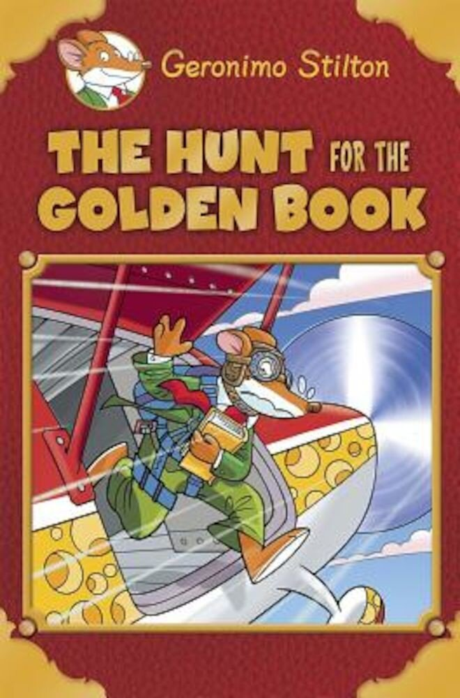 The Hunt for the Golden Book, Hardcover