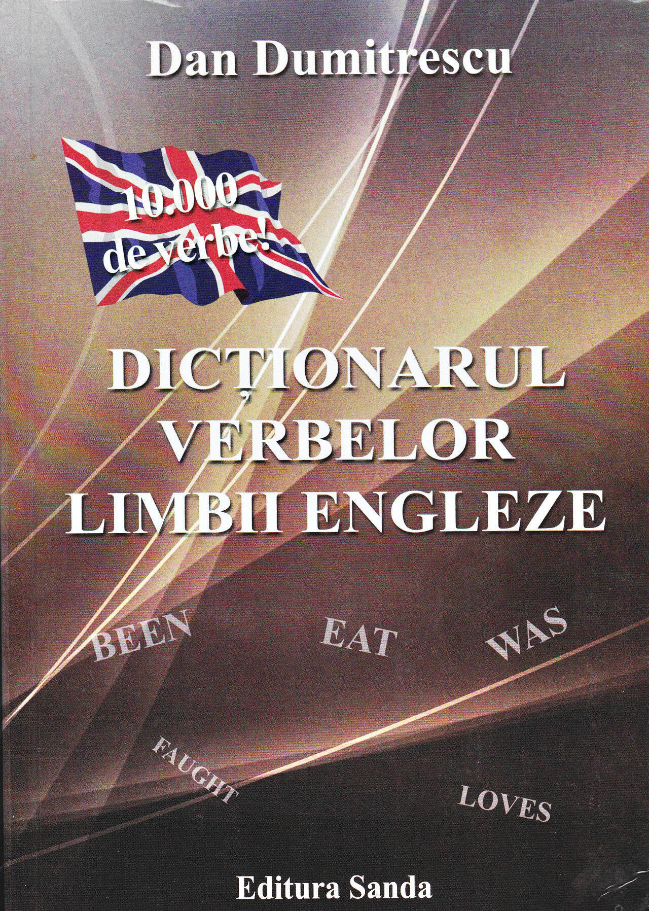 Dictionarul verbelor limbii engleze (eBook)