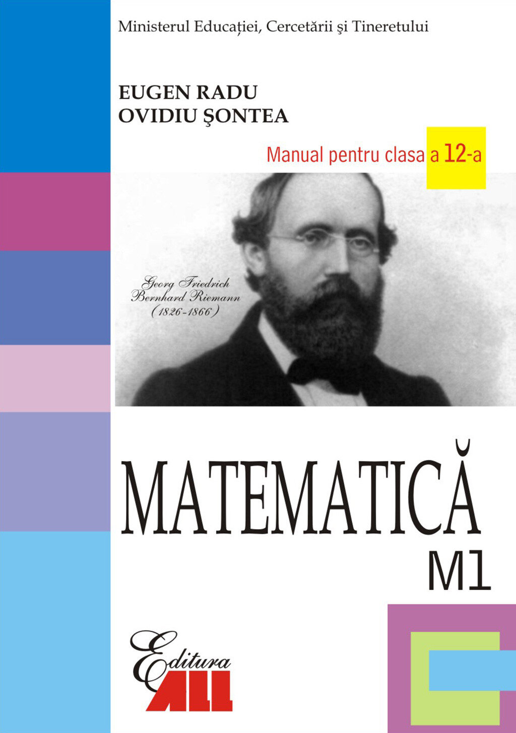 Matematica M1. Manual pentru clasa a XII-a (eBook)